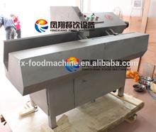 FC-42 industrial automatic beef steak chopping machine (SKYPE: wulihuaflower)