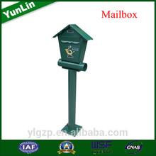 Uk Market free standing rustproof waterproof outdoor terminal box