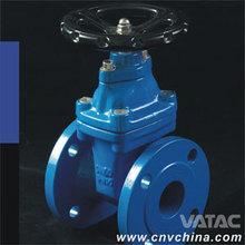DIN Standard non rising stem gate valve pn16