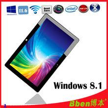 Cheap Dual Core Tablet ! Bben S16 Intel I5 1.8 Ghz tablet pc windows 4G 64G SSD Dual Camera WiFi Bluetooth