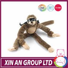 2014 new promotional monkey flying Plush Toy for kids