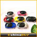 all kinds of car shape custom 2.4ghz usb wireless laser car mouse with 3keys