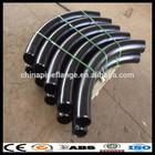 3D 90deg Elbow Bend A106 Gr.B or API 5L Gr B SMLS