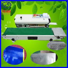 continuous plastic bag sealer