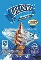 2014 la feria de cantón caliente- la venta bajo en grasa yogurt congelado en polvo