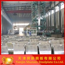 hot-dip galvanized steel coil sgcc sgcd sghc