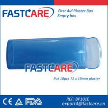 CE FDA Custom Plastic Tins Box for Band Aid 4