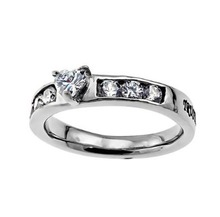 jewellery stainless steel rings wholesale snap ring diamond ring for boys