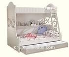 WH-4080 Luxury Soild Wooden Kids Bed/Kids furniture