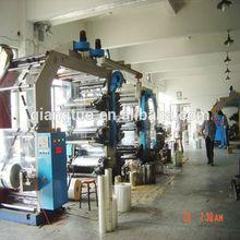7 colors Air bubble film Flexographic Printing Machine
