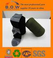 riciclare filato acrilico per i calzini moquette e coperta in filato acrilico