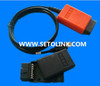 ASSEMBLED ELM327 OBD2 CABLE WITHOUT PCB