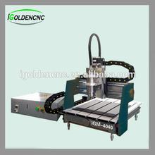 Venda quente fabricante de Mini CNC Router 4040 de Mini broca para artesanato