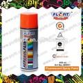peinture en aérosol de couleur fluorescente échantillon gratuit