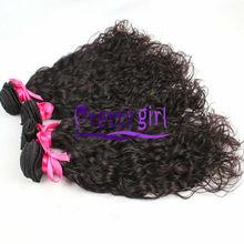 Virgin Remy Hair AAAAA Grade Malaysian Water Wave Virigin Human Hair