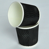 eco-friendly paper cup with 3 layer,triple wall cup,hot coffee paper cup