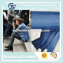 JF-V1379 cotton poltester striped jersey fabric denim