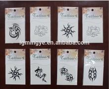 hot selling custom temporary tattoo