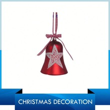 Modern Glass Bell Ornament
