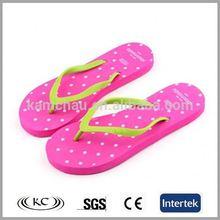 bulk wholesale popular EVA pink flip flops reasonable