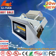 High Lumine and Hign quality best quality 30w dimmable cree led down light