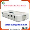 multifunción portátil saltar del coche arranque banco de potencia para auto jump start