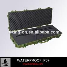 high impact approve plastic weapons gun case