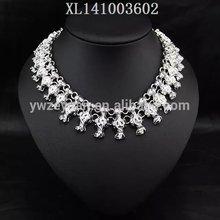 special design great quantity plastic choker necklace