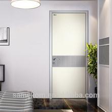 Italian Design Mahogany Solid Wood Door