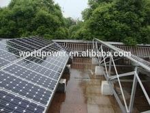 200W 240W 250W 260w monocrystalline solar panel pv module