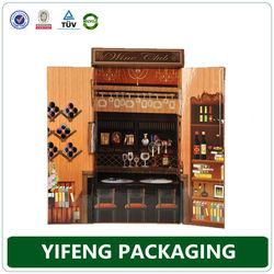 Custom design cardboard paper box packing