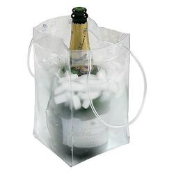 Best Selling!! Factory sale clear wine cooler plastic bag