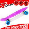 Retro Moulded Kids custom complete skateboards