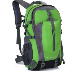 Custom logo 40L backpack for hiking waterproof hiking backpack