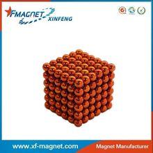 red magnet balls