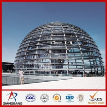 Metal Building Materials prefab steel stadium building