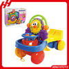 Lovely round baby walker baby car toys With light music BT-006241