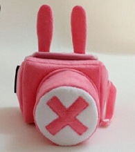 Popular Cute Fashion Embroidered Style Cotton Rabbit Ear Camera Video Bag from China Factory