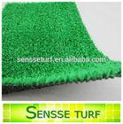 Non infill olive green false grass