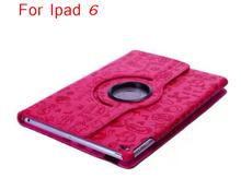 360 Rotating Cartoon Faerie Leather Case For iPad Air 2/For pad air/For ipad 2 3 4/For ipad mini 3
