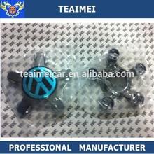 Factory produce Chrome star car logo emblem wheel hub caps center caps
