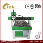 True picture Smart/hobby/mini advertising cnc router 0609(1.5kw spindle)water cooled cnc router spindle motor