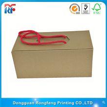 cardboard wine box carrier