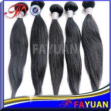 No split ends 100% real malaysian silk straight weave #2 6a grade unprocessed human virgin malaysian hair