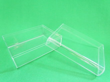 Accept Custom Order and Gift & Craft Industrial Use PS Clear Jewel Gift Container