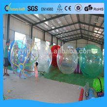 Popular hot selling water walking ball manufacturer