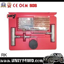 2014 hot selling 4x4 door accessories tire repair kit , car tyre repair kit