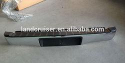 toyota hilux vigo'2012 rear bumper ,black bumper for hilux vigo