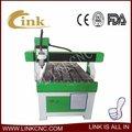 Fornecimento de fábrica Smart / hobby / mini router cnc de publicidade 0609 cnc máquina router