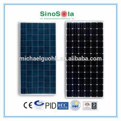 120v solar panel for customization